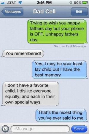 Funny Texts from Dad – 26 Pics