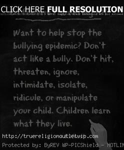 anti bullying quotes and verbal at work inspiration quotes may 5 2015 ...