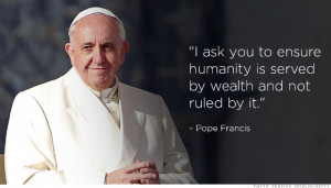 POPE FRANCIS: The Real McCoy?