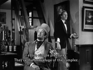 ... : The Picture of Dorian Gray , Quote , Oscar Wilde , George Sanders