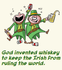Funny Irish sayings and quotes