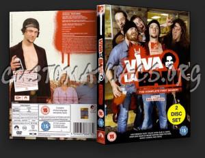 Viva La Bam Season 1 dvd cover