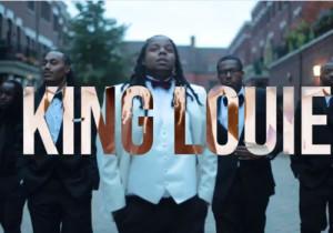 King Louie drops the visuals to Tony off his new mixtape