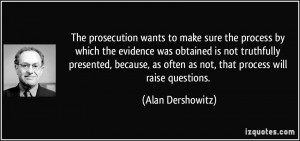 More Alan Dershowitz Quotes