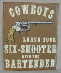 Cowboy Sayings….