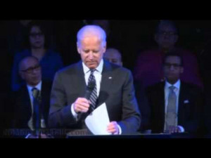 At Officer Ramos Funeral, Biden Quotes Obama's 2004 DNC Speech and ...