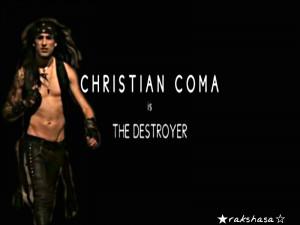 Christian Coma ★ Christian Coma ☆