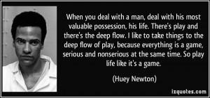 More Huey Newton Quotes