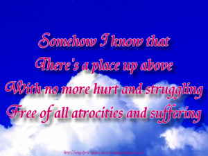 Fly Like A Bird - Mariah Carey Song Lyric Quote in Text Image