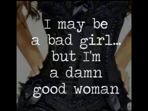 Bad Girl Quote Quotes