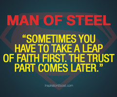 Trust Quotes Man of Steel | Inspiration Boost | Inspiration Boost