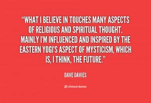 Dave Davies Quotes