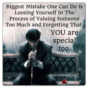 Biggest mistake.... | Quotes & Thoughts