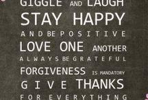 Quotes / by Bonnie Parker