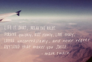 Wisdom from Mark Twain | Inspiring Quotes