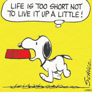 Snoopy Knows Best...