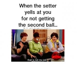 Volleyball Quotes For Setters Im a setter and i get this