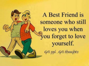 So true i miss my bff...