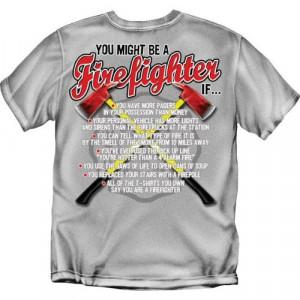 Funny Firefighter Gifts for Men