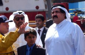 Topic: Hamad al-Thani