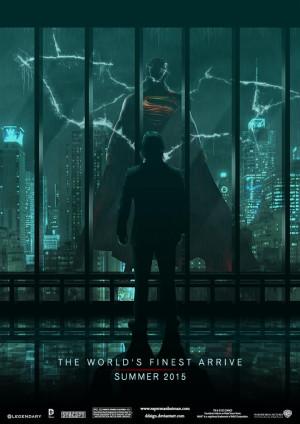 Movie Poster Superman Vs. Batman Batman v Superman: Dawn of Justice ...