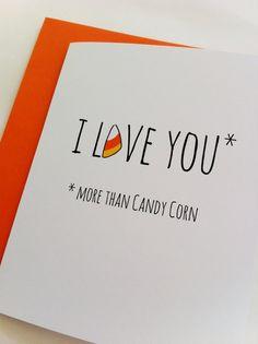 ... Halloween Cards, Funny Halloween, Halloween Candies, Candy Corn, Corn