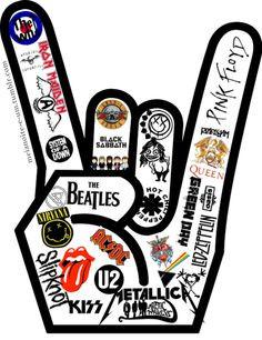 Famous Punk Rock Quotes | Top 5 bandas de rock mais conhecidas no ...