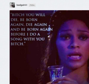 Rihanna Rocks Instagram With Joseline Hernandez Quote / Takes Aim At ...