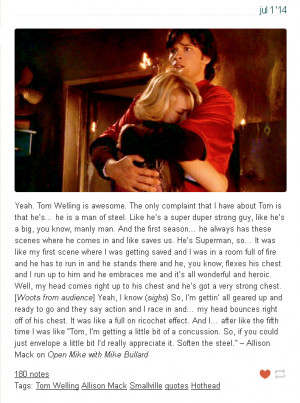 quotes tom welling quotes tom welling quotes tom welling quotes ...