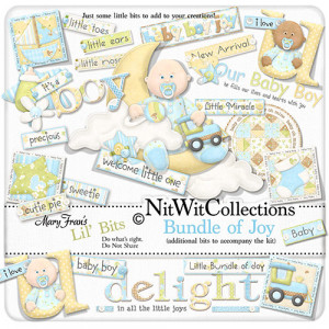 FQB - Funny Farm Collection - Nitwits - Nitwit Collections