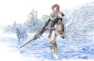 Lightning Final Fantasy 13 2 Final fantasy 13-2 lightning,