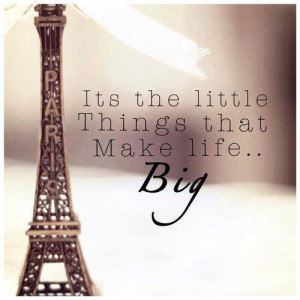 eiffel tower, life, paris, quote