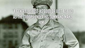 Details About Gen Douglas Macarthur West Point Final Quote Photo A