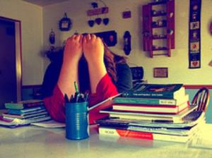 College stress!?