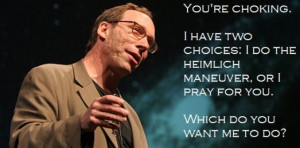 Lawrence M. Krauss, Physicist - GENIUS