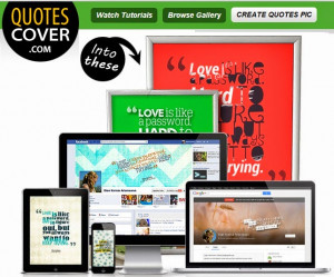 QuotesCover.com : Text Quote Cover maker for Facebook Google Plus ...