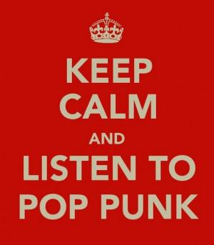 Pop Punk Quotes