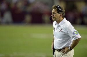 Spurrier's Quotes on Saban Show How Different the Two Are