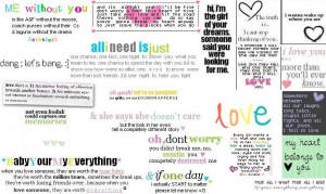 ms_rae_black's Bucket / love quotes