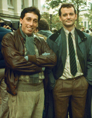 Ivan Reitman has been a great source of knowledge about Ghostbusters 3 ...