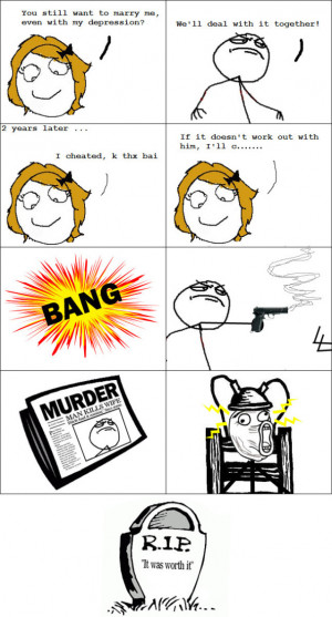 Rage Comics List [58 Comics]