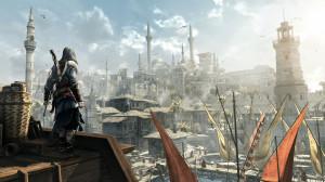 Ezio - Assassin's Creed - Revelations wallpaper