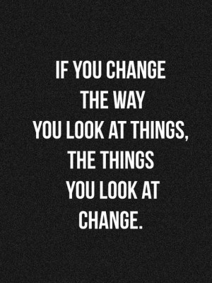 Random Cool Quotes- perspective More