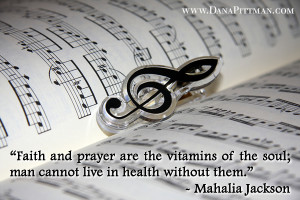 Faith and prayer are the vitamins of the soul; man cannot live in ...