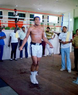 Muhammad Ali vs George Foreman Image