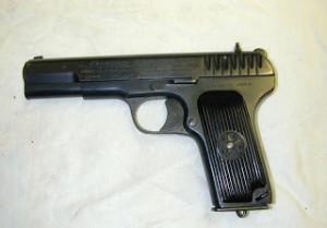 The Tokarev was a presentation from the Russian General that Patton ...