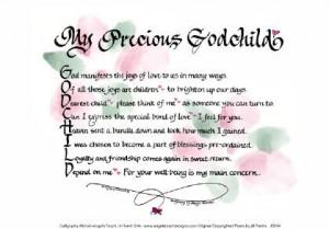 Quotes About Godchildren