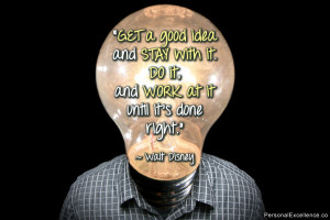 Good Walt Disney Quotes