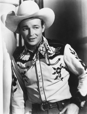 Roy Rogers Undated...