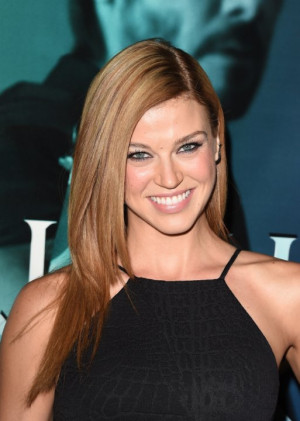Adrianne Palicki at event of John Wick (2014)